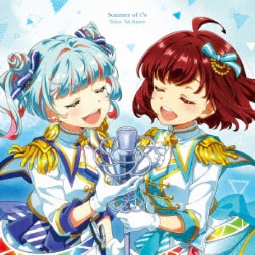 【CD】Tokyo 7th シスターズ / Summer of t7s(通常盤)