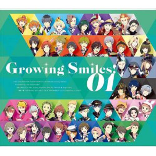 【CD】THE IDOLM@STER SideM GROWING SIGN@L 01 Growing Smiles!