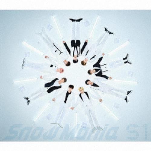 【CD】Snow Man / Snow Mania S1(通常盤)