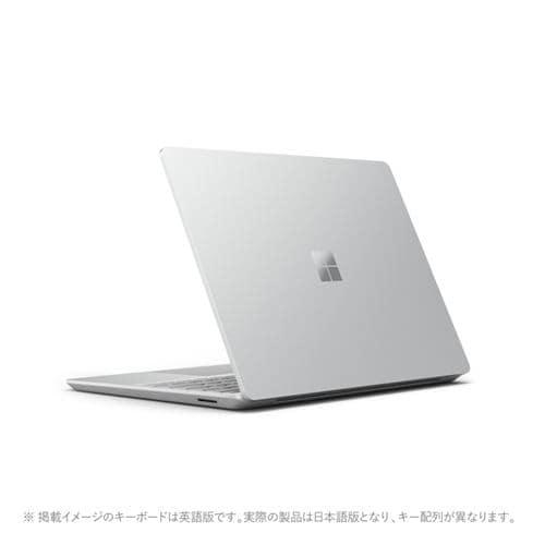 マイクロソフト 1ZO-00020 Surface Laptop Go i5/4/64 ノートパソコン プラチナ