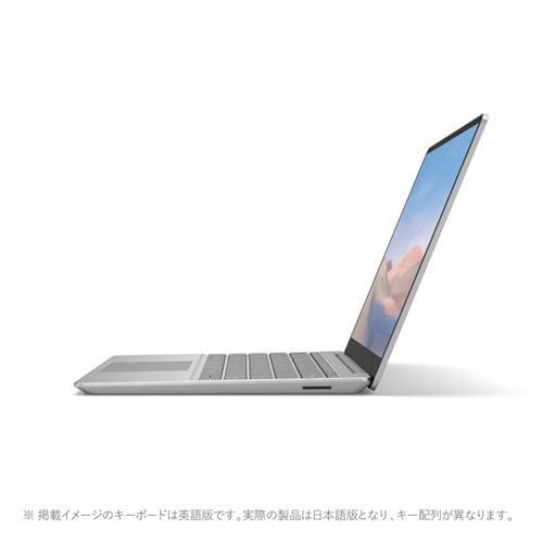 マイクロソフト THH-00020 Surface Laptop Go i5/8/128 ノートパソコン プラチナ