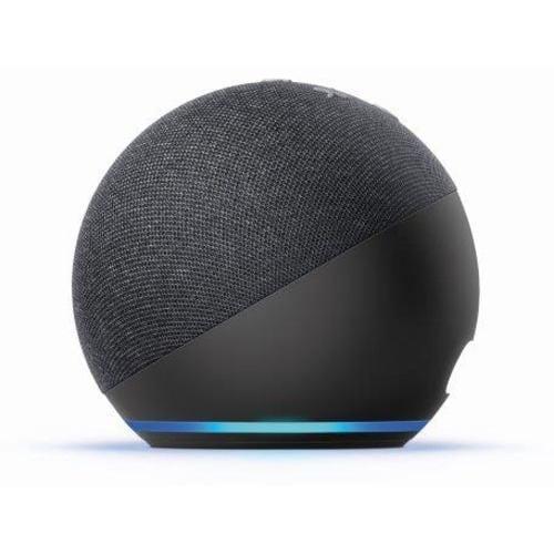 Amazon(アマゾン) B084DWX1PV Echo Dot (エコードット) 第4世代 - スマートスピーカー with Alexa チャコール