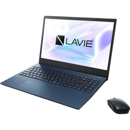 NEC PC-N1535BAL ノートパソコン LAVIE N15 ネイビーブルー