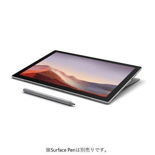 【台数限定】Microsoft VAT-00014 ノートパソコン Surface Pro 7 i7/16GB/512GB プラチナ