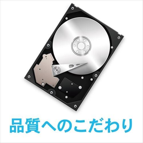 IOデータ HDCZ-UT2KC USB 3.1 Gen 1(USB 3.0)/2.0対応 外付ハードディスク 2TB ブラック