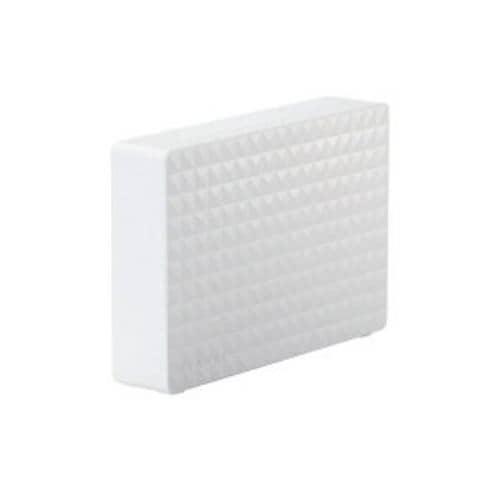 エレコム SGD-MX030UWH 外付けHDD パソコン・デジタル家電用 ホワイト 据え置き型 3TB