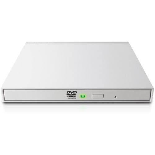 エレコム LDR-PMK8U2CLWH USB2.0 スリムDVDドライブ Type-Cケーブル付 ホワイト WH