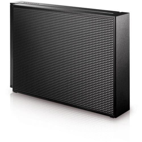 アイ・オー・データ機器 HDCX-UTL6K 外付けHDD パソコン/テレビ録画対応 6TB ブラック