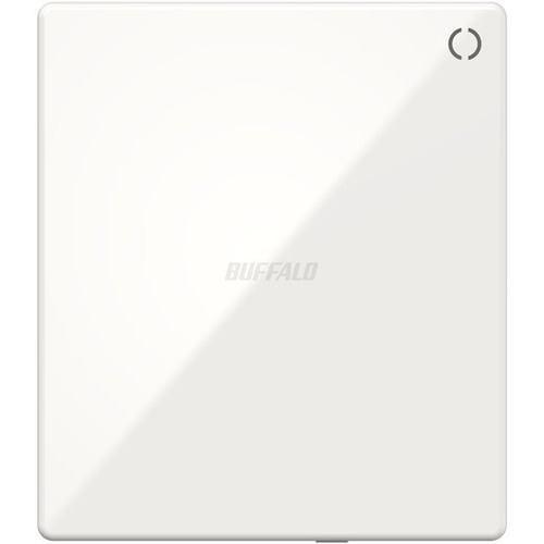 バッファロー RR-W1-WH ポータブルDVDドライブ ホワイト