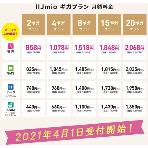 IIJ IM-B291 IIJmioウェルカムパック(タイプA) SMS対応 ※SMS機能付きau網対応SIMカード