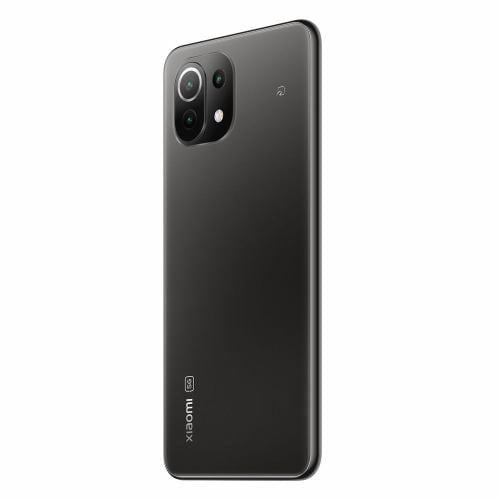 Xiaomi シャオミ Mi 11 Lite 5G Truffle Black トリュフブラック 128GB 6400万画素トリプルカメラ FeliCa/おサイフケータイ対応