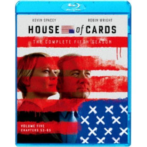 【BLU-R】ハウス・オブ・カード 野望の階段 SEASON5 Blu-ray Complete Package