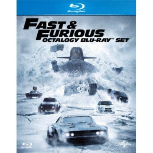【BLU-R】ワイルド・スピード オクタロジー Blu-ray SET(初回生産限定)