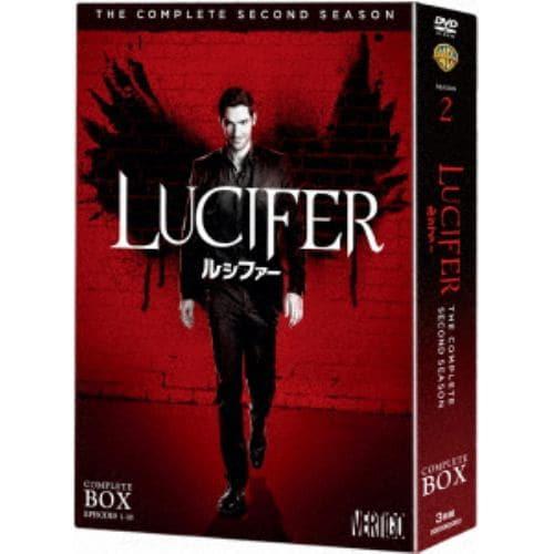 【DVD】LUCIFER/ルシファー[セカンド・シーズン]コンプリート・ボックス