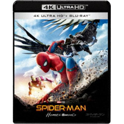 【4K ULTRA HD】スパイダーマン:ホームカミング(初回生産限定版)(4K ULTRA HD+ブルーレイ)