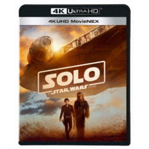 【4K ULTRA HD】ハン・ソロ/スター・ウォーズ・ストーリー 4K UHD MovieNEX(4K ULTRA HD+3Dブルーレイ+ブルーレイ)