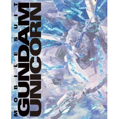 【BLU-R】機動戦士ガンダムUC Blu-ray BOX Complete Edition(初回限定生産版)