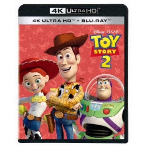 【4K ULTRA HD】トイ・ストーリー2(4K ULTRA HD+ブルーレイ)