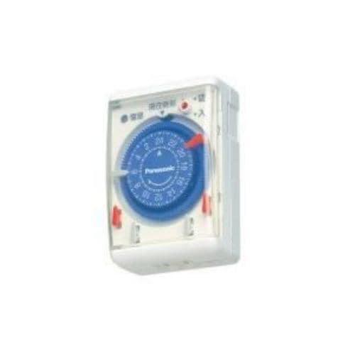 パナソニック タイマー(24時間型) 24時間くりかえしタイマー (ホワイト) WH3301WP