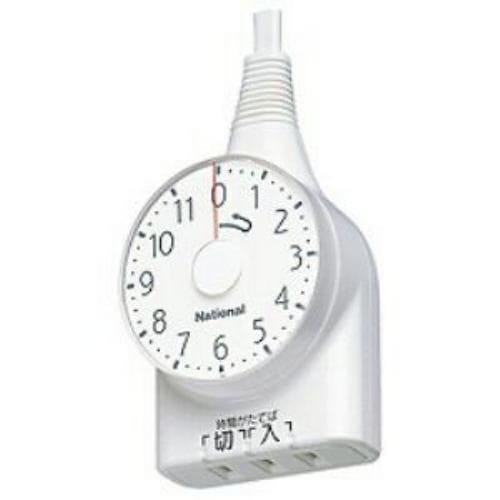 パナソニック 電源タイマー WH3111WP