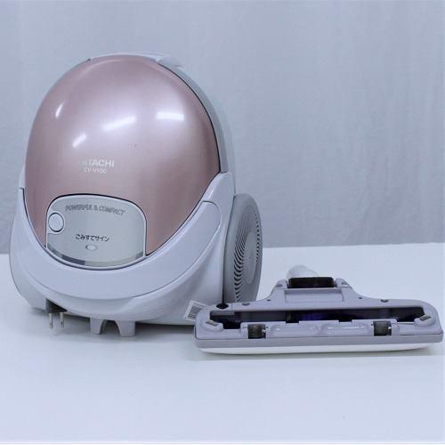日立 CVV500 紙パック式クリーナー リユース(中古)品 500 ピンク