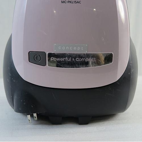 パナソニック MCPKL15AC クリーナー リユース(中古)品 ピンク