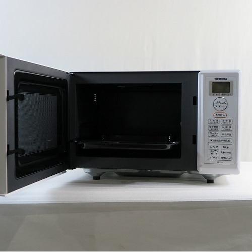 東芝 ERT16 電子レンジ リユース(中古)品 ホワイト