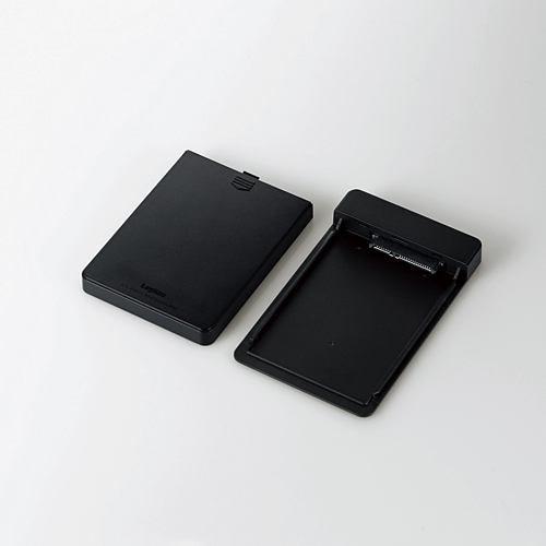 ロジテック LGB-PBPU3S USB3.1 Gen1(USB3.0)対応2.5インチハードディスクケース HD革命 Copy Drive Lite無償ダウンロードモデル