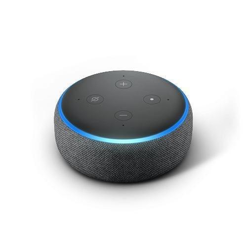 Amazon B07PFFMQ64 Echo Dot (エコードット)第3世代 スマートスピーカー with Alexa チャコール