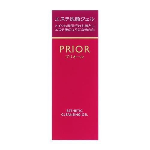資生堂(SHISEIDO) プリオール スキンケア エステ洗顔ジェル (140g)