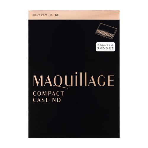 資生堂(SHISEIDO) マキアージュ (MAQuillAGE) コンパクトケース ND