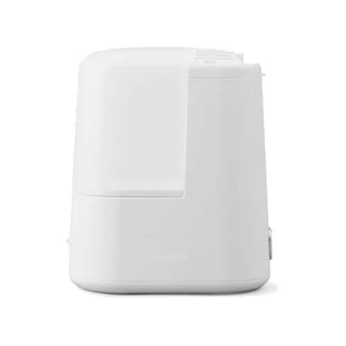 加湿器 アイリスオーヤマ 加熱式   KSHM-120RA-W 加熱式加湿器 加湿能力 120mL/h ホワイト