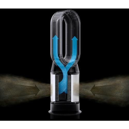 ダイソン HP07SB 空気清浄ファンヒーター Dyson Purifier Hot + Cool シルバー/ブルー