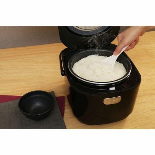 アイリスオーヤマ RC-MA50-B 米屋の旨み 銘柄炊きジャー炊飯器 (5.5合)