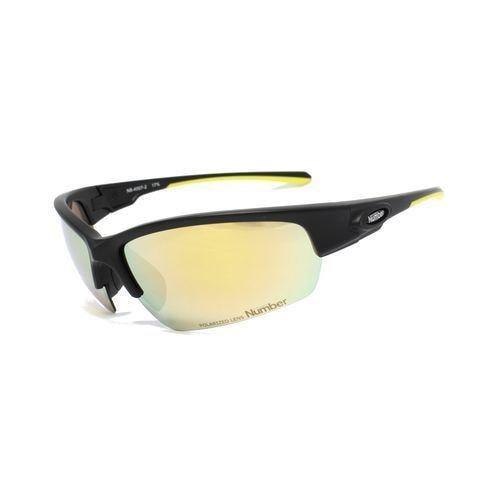 ミック NB 4007-2 偏光レンズ サングラス レンズカラー:ミラーレンズ