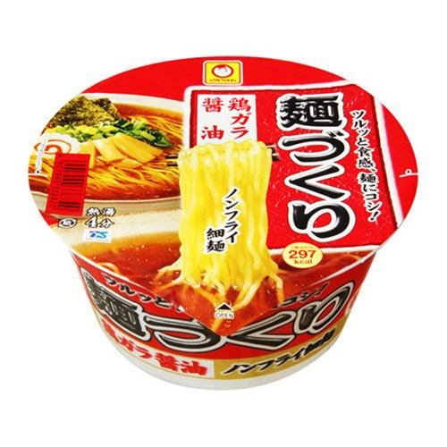 東洋水産 マルちゃん 麺づくり 鶏ガラ醤油 カップ 97g