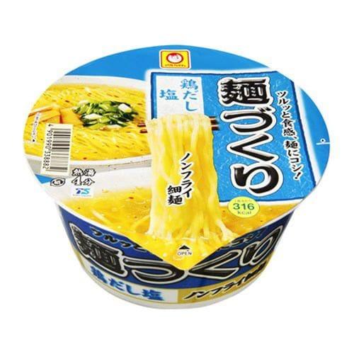 東洋水産 マルちゃん 麺づくり 鶏だし塩 カップ 87g