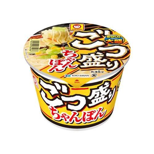 東洋水産(株) マルちゃん ごつ盛りちゃんぽん カップ 114g