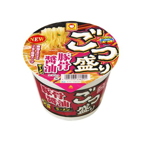 東洋水産(株) マルちゃん ごつ盛り豚骨醤油ラーメン C 122g