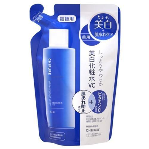 ちふれ化粧品 美白化粧水VC詰替用 ちふれ 180mL