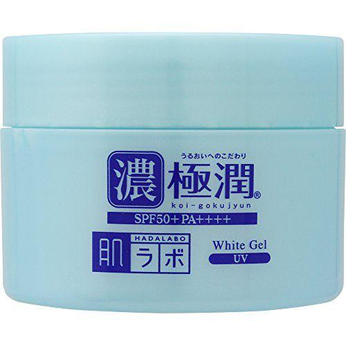 ロート製薬(ROHTO) 肌ラボ 極潤UVホワイトゲル (90g)