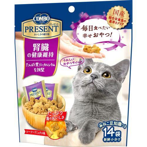 日本ペットフード コンボ プレゼント キャット おやつ 腎臓の健康維持 42g