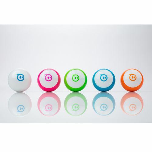 Sphero Inc M001WRW Sphero Mini - White (ROW) ロボティックボール