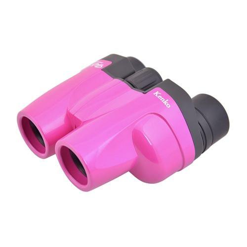 ケンコー UVM1025PK 10倍双眼鏡 ウルトラビューM 10×25FMC ピンク
