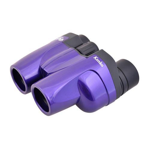 ケンコー UVM1025PR 10倍双眼鏡 ウルトラビューM 10×25FMC パープル