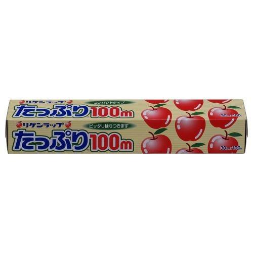 リケンラップ たっぷり 100m(30cm*100m) 【日用消耗品】