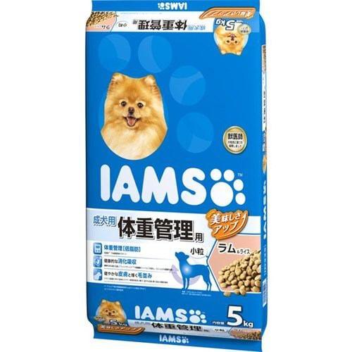 マース アイムス 成犬用 体重管理用 ラム&ライス小粒 5kg