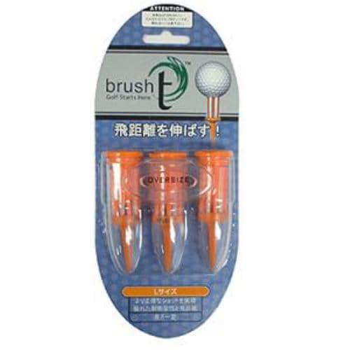 ミックゴルフ T-710 brusht L 【ブラッシュティー】ティー