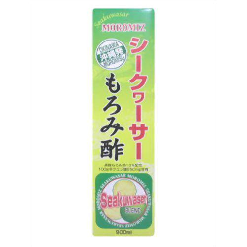 安藤通商沖縄 シークヮーサー もろみ酢 (900mL) 【栄養補助食品】