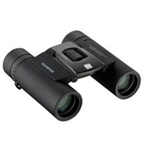 オリンパス 10X25WPIIBLK 10倍双眼鏡 (ブラック)